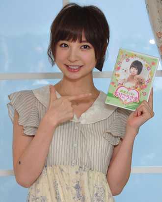 S田麻里子宣传新DVD 赞入山杏奈后生可畏