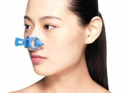 怎么样使鼻梁变高 捏鼻梁真的可以使鼻梁变高吗