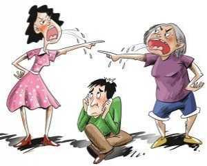 �煞蚱奕绻��常打架 夫妻之�g常常打架