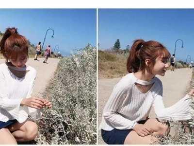 紫色毛衣配?#35013;?#21527; 你适合纯白色毛衣还是?#35013;?#33394;呢