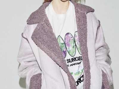 皮褂怎么搭配衣服好看 麂皮绒外套怎么搭配