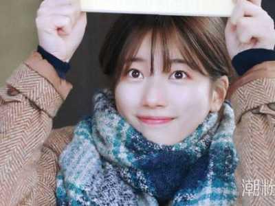 假中分刘海怎么戴图解 学会后分分钟让你变身韩剧女主